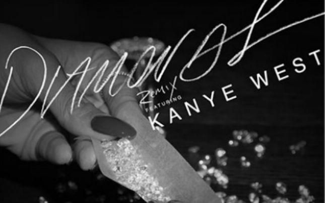 Post image for Rihanna Feat Kanye West – Diamonds Remix