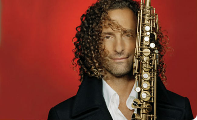 Post image for A Playlist Dedicated to Kenny G's Hair